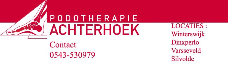 Podotherapie Achterhoek