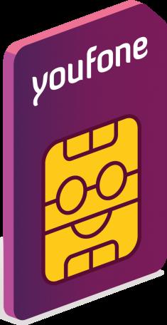 YouFone-simkaart